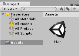 Unity/Project