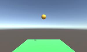 【UnityC#講座】様々な色のボールが次々に出てくるようにする