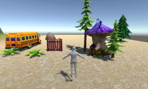 【UnityC#講座】フィールドを走り回ろう【Terrain】