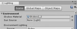 Skybox Material