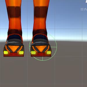 SkyrimController/ユニティちゃんの足にfootstep_trigger