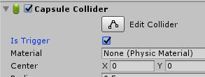 SkyrimController/AttackObj/CapsuleCollider/IsTigger