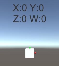 Quaternion教材/Cube/Text