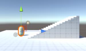 ProBuilder階段/Stair/Plane/Cupsule