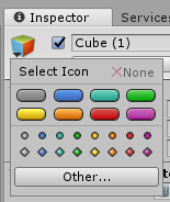 Scene/Select Icon