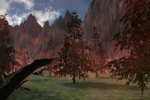 Forest Mist/赤い霧