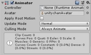 もっとスカイリム風/Animator設定