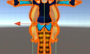 【UnityC#講座】ユニティちゃんをスカイリム風に操作する