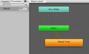 ドラクエ移動/Blend Tree/Parameters