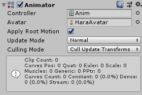 AnimatorController/Animator