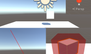 【UnityC#講座】Sceneビューのショートカットやお役立ち機能