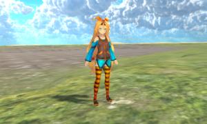 【UnityC#講座】ユニティちゃんでもっとスカイリム風に操作したい 後編【Animator Controller】