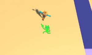 【UnityC#講座】ユニティちゃんをマウスカーソルの方向に移動させる