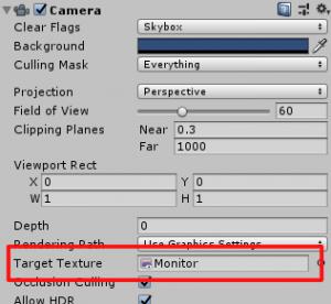 Render Texture/Target Texture