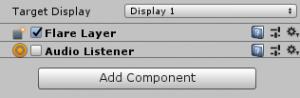 Render Texture/Audio Listener