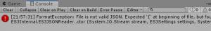 EasySave/暗号化エラー