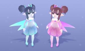 【Unity有料アセット】Flower fairy Desを操作する