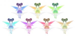 Flower fairy Des/全色