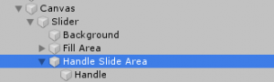 SliderHPBar/Handle Slide Area
