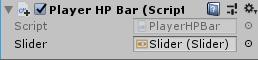 SliderHPBar/Inspector/PlayerHPBar