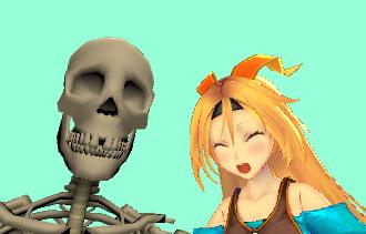 人体骨格Humanoid/トップ