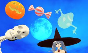 【Blender、Unity】ハロウィンパレード2019の動画を作りました【C#】