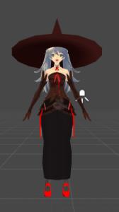 魔女の帽子問題/完成図