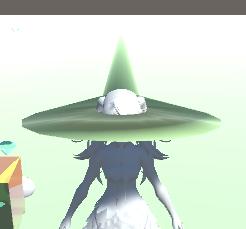 魔女の帽子問題/Unity2019.2.2f1の場合