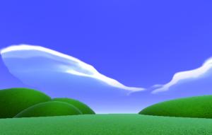 雲アセット/トーン